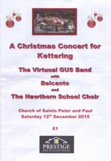 Christmas Carol Concert 2015